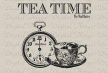 Wir lieben Tee!