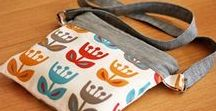 Bags & Totes / Purses, pouches and totes to hold or carry our stuff...