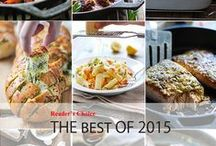 Recipes: Best Recipes of the Year / The Best of the Best