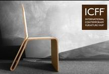 Crossville Curates a Look at ICFF Trends 2016 / by Crossville Tile