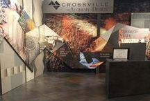 Crossville at NeoCon 2016 / NeoCon is one of the most recognized and attended design expos in the industry, and has remained focused on being at the forefront of changing commercial design and business trends.