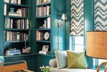 Color Inspiration / Colors for a Gorgeous Home