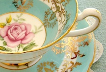 ღ♥♥ღ Tea Time ღ♥♥ღ / Everything tea, including the loveliest tea cups, tea pots, feminine tea hats, dresses, and delicious tea time recipes. / by Live. Laugh. Love. Trust God.