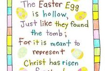 Easter / by Live. Laugh. Love. Trust God.