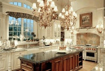 Beautiful Kitchens / by Live. Laugh. Love. Trust God.