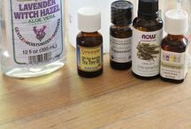 Homemade Remedies/Cleaning Products