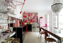 Kitchens / by pinkshark.ca