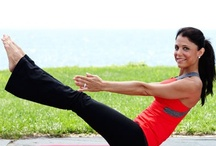 Fabulous Abs - Exercises to Achieve  a Strong Core with Great ABS! / by Live. Laugh. Love. Trust God.