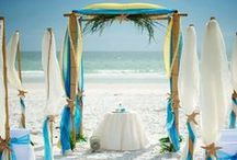 Beach Wedding / by Melinda Fuller