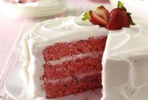 Sweets & Bakes / Cupcakes, Koekies, koeke, terte, poedings ens.