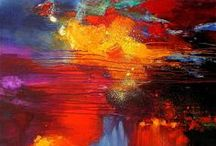 ~ Art - Passion ~ / Art that expresses the freedom of passionate emotions.