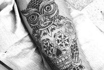 Tattoos / by Kelssey Thagon
