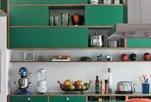 cozinhas / ideias de cozinhas sofisticas, classicas e modernas