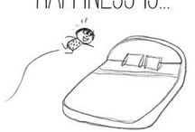 Happiness is... / Little things mean a lot...