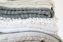 Linens and stuff / by Elizabeth Boehm