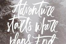 Adventure Anyone !!!!!!! / by Elizabeth Boehm