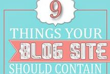 Social Media/ Blogging / Social media info and articles with blogging tips. / by Family Focus Blog