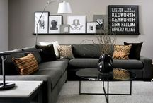 living spaces / Images to get you inspired decorating your space.