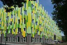 Architecture / by Makien Verkroost
