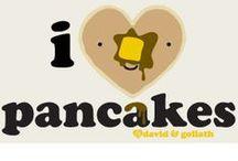 Nod: Nat'l Pancake Day! / by The Land of Nod