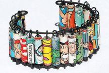 Jewlery  / Handmade jewelry  / by Charlene Bishop