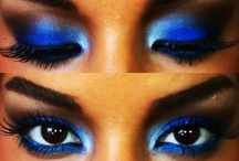 Awesome makeup! / by Matini Taylor