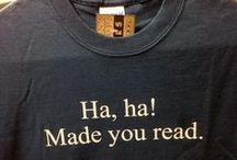 Fashionable Books / Books have been combined with fashion for trendy looks that you can read too!