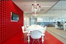 Workspace and offices / by Makien Verkroost