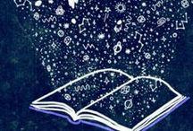 Art in Books / Beautiful artwork involving or of books!