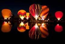Hot Air Balloons!! / by Lisa Marie
