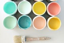 color inspiration / Liat hadas color inspiration