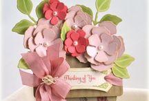 Pop Up Cards / Pop up cards / by Charlene Bishop