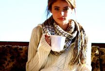 Cozy Clothing Inspiration / Cozy duds for the colder months / by McKenzie Young
