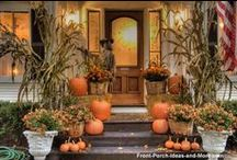 Fall, Halloween, Thanksgiving & all that Good Stuff / by Kendra Lewis