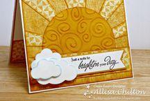 Cards 2 / Wonderful card ideas take 2 / by Charlene Bishop