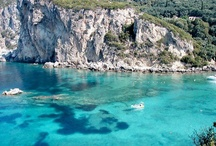 Corfu Island Beaches! In Love with blue!