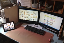 My Work Space / Please Add Images of Where you Work, for all to share :)