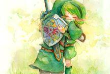 Zelda Love! ❤ / by Violeta Peñuelas