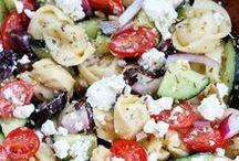 Salads & Salad Dressings / by Kelly Nixon