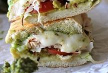 Sandwiches & Wraps / by Kelly Nixon