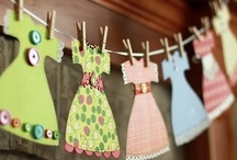 Paper dress / by Charlene Bishop