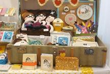Craft show ideas / by Charlene Bishop