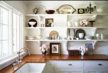 Home Style: Kitchen / by Kim @ Knocked Out No Longer