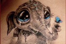 Ink/Piercings / by Kelly Yohn