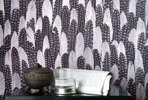 wall coverings / The beautiful impact of wall coverings to a space. Interior Design Online can source most of these papers and wall coverings, please inquire. www.interiordesignonline.co.nz