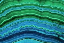 Malachite ~ Botryoidal Beauty~ / ~ Glorious Greens in Perfect Patterns ~ / by Scorpio 333