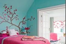 Girly rooms / by Kelly Nixon