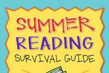 Summer Reading / Seasonal reading for adults and children alike.