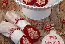 Christmas Food / Christmas food- from Christmas dinner dishes to Christmas desserts. Holiday recipes you will love.
