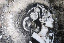 De gaafste street art / Op bord verzamel ik gave street art in steden over de hele wereld.
